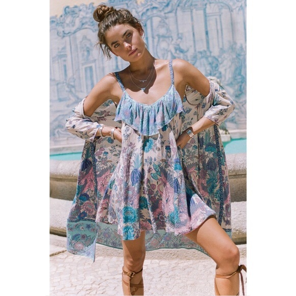 Spell & The Gypsy Collective Dresses & Skirts - Spell Siren Song Mini Dress